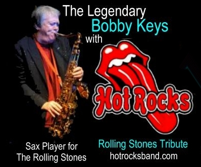 Bobby Keys with Hot Rocks